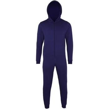 textil Barn Pyjamas/nattlinne Colortone CC01J Marinblått