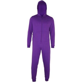 textil Barn Pyjamas/nattlinne Colortone CC01J Lila