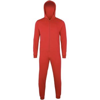 textil Barn Pyjamas/nattlinne Colortone CC01J Röd