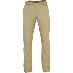 textil Herr Chinos / Carrot jeans Asquith & Fox AQ050 Khaki