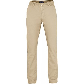 textil Herr Chinos / Carrot jeans Asquith & Fox AQ050 Naturligt