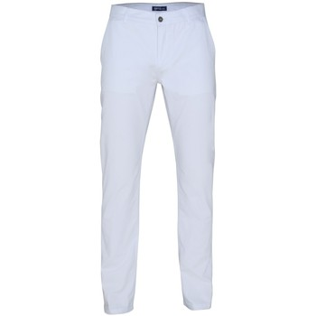 textil Herr Chinos / Carrot jeans Asquith & Fox AQ050 Vit