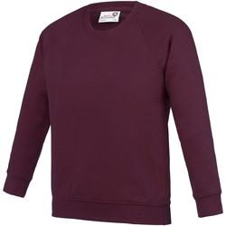 textil Barn Sweatshirts Awdis AC01J Bourgogne