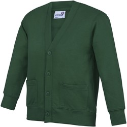 textil Barn Koftor / Cardigans / Västar Awdis Academy Grön