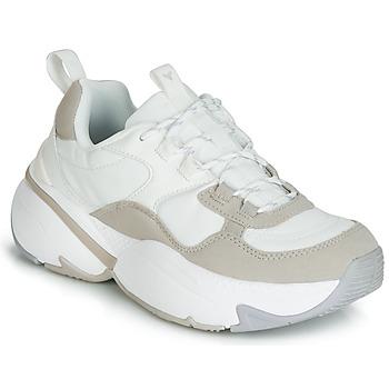Skor Dam Sneakers Victoria AIRE NYLON/SERRAJE PU Vit
