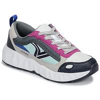 Skor Dam Sneakers Victoria ARISTA MULTICOLOR Vit / Rosa
