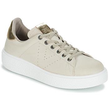 Skor Dam Sneakers Victoria UTOPIA RELIEVE ANTELINA Beige