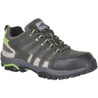 Skor Herr safety shoes Portwest PW325 Grått