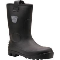 Skor Herr safety shoes Portwest PW331 Svart