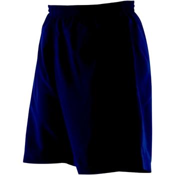 textil Herr Shorts / Bermudas Finden & Hales LV830 Marinblått