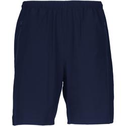 textil Herr Shorts / Bermudas Finden & Hales LV817 Marinblått