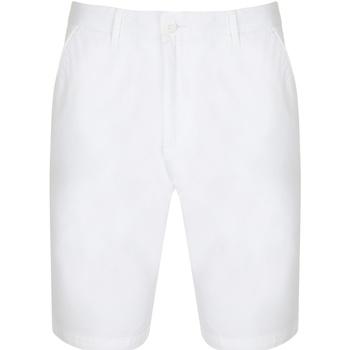 textil Dam Shorts / Bermudas Front Row FR606 Vit