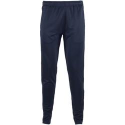 textil Herr Joggingbyxor Tombo Teamsport TL580 Marinblått