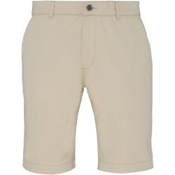 textil Herr Shorts / Bermudas Asquith & Fox AQ051 Naturligt