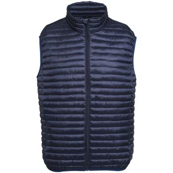 textil Herr Täckjackor 2786 Fineline Marinblått