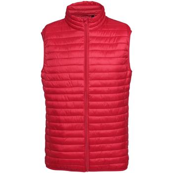 textil Herr Täckjackor 2786 Fineline Röd