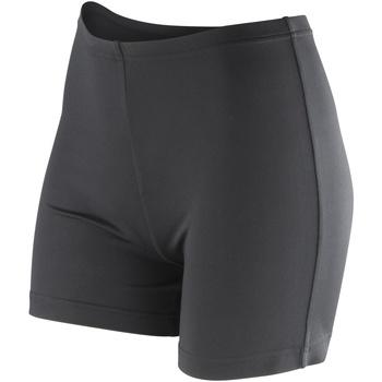 textil Dam Shorts / Bermudas Spiro S283F Svart