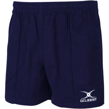 textil Barn Shorts / Bermudas Gilbert GI02J Marinblått