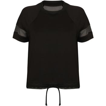 textil Dam T-shirts Tombo TL526 Svart