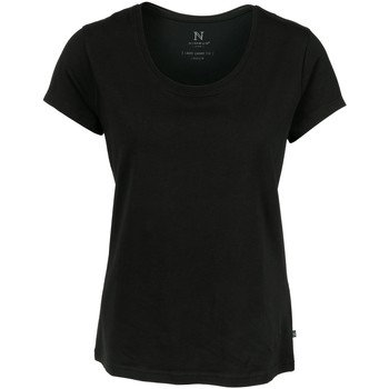 textil Dam T-shirts Nimbus Montauk Svart