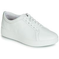 Skor Dam Sneakers FitFlop RALLY SNEAKER Vit