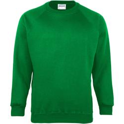 textil Barn Sweatshirts Maddins MD01B Smaragd