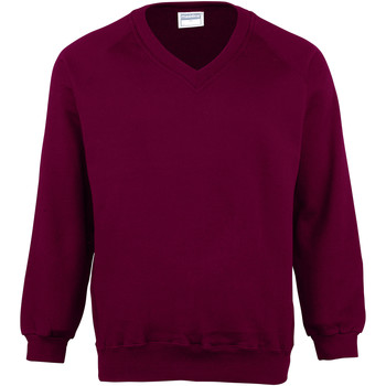 textil Barn Sweatshirts Maddins MD02B Bourgogne