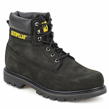 Skor Herr Boots Caterpillar COLORADO Svart