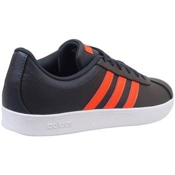 Skor Barn Sneakers adidas Originals VL Court 20 K Svarta,Orange