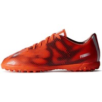 Skor Barn Fotbollsskor adidas Originals F10 TF J Svarta,Orange