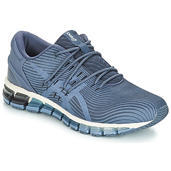 Skor Herr Sneakers Asics GEL-QUANTUM 360 5 Blå