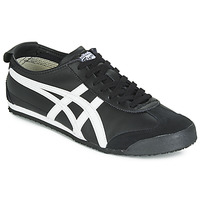 Skor Sneakers Onitsuka Tiger MEXICO 66 LEATHER Svart / Vit