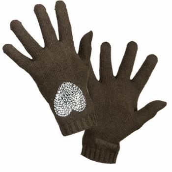 Accessoarer Dam Handskar Moschino 29849 Mörkgrön