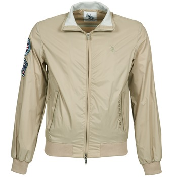textil Herr Vindjackor U.S Polo Assn. PLAYER Beige