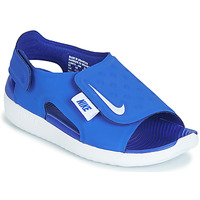 Skor Pojkar Sandaler Nike SUNRAY ADJUST 5 Blå