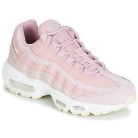 Skor Dam Sneakers Nike AIR MAX 95 PREMIUM W Rosa