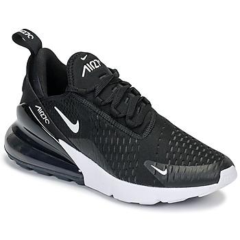 Skor Dam Sneakers Nike AIR MAX 270 W Svart / Vit