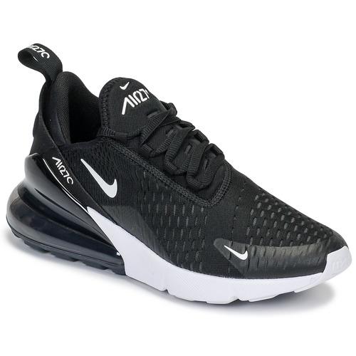 new products f2004 b3b9a Skor Dam Sneakers Nike AIR MAX 270 W Svart   Vit