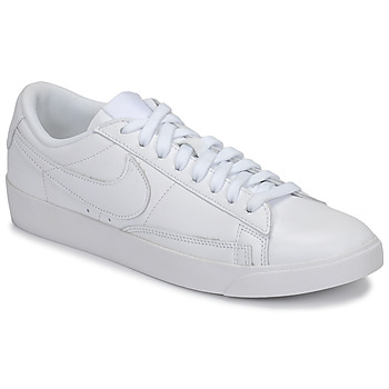 Skor Dam Sneakers Nike BLAZER LOW LEATHER W Vit