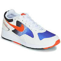 Skor Herr Sneakers Nike AIR SKYLON II Vit / Blå / Orange